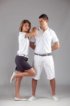 Yacht crew selection agency for yacht crew jobs worldwide Cafe Uniform, Hotel Uniform, Men In Uniform, Uniform Ideas, Capsule Wardrobe Men, New Wardrobe, Nautical Outfits, Nautical Fashion, Pool Bar