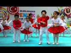 Naz Tokgöz - Anaokulu yıl sonu gösterisi-6 (05.06.2016) - YouTube