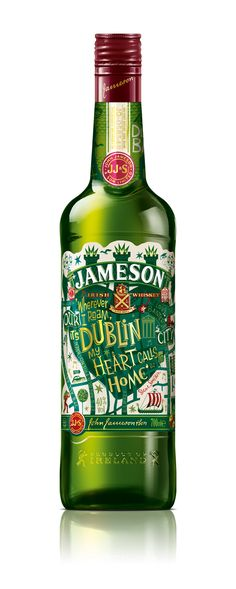 AA Jameson Limited Edition Bottle. I need this!