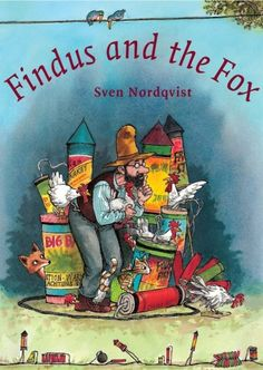 Findus and the Fox by Sven Nordqvist