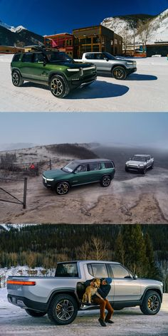 Rivian's Production Plans Have Been Dealt A Huge Setback. Previously set to start production in December Rivian is now pushing its plans back by six months. Electric Pickup Truck, Mercedes S63, Expedition Vehicle, Ford Motor Company, Pickup Trucks, Luxury Cars, Michigan, Automobile, Cars