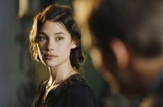 Still of Astrid Berges-Frisbey in The Well Digger's Daughter.