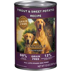 Pinnacle Grain Free Dog Food (Pack of 12) * Check this awesome image  : Dog Food