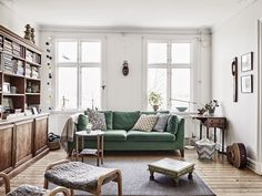Charming Two Story Swedish Home