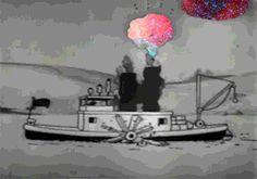 my gif gif disney music mickey mouse disney gif 1929 The Haunted House organ mickey mouse gif Disney Cruise Wedding, Disney Cruise Line, Disney Parks, Laser Sailboat, Sailboat Art, Sailboat Drawing, Sailboat Painting, Boat Cartoon, Cartoon Gifs