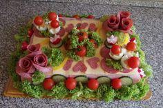 Slaná torta - Autor: Janka.S - tortyodmamy.sk