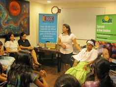 Livelihood training for Smile beneficiaries By VLCC