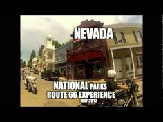 Route 66 Experience / National Parks. May 2012.  Genuine USA Motorcycle Tours.  www.route66experience.eu