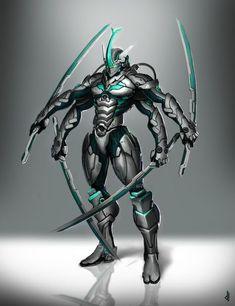 Beetle Samurai