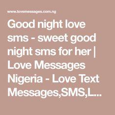süße sexy SMS
