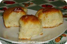 Espaço das delícias culinárias: Rosca de colher com leite condensado