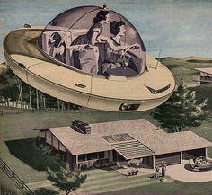 Voyagez dans le futur grâce au passé et à la publicité