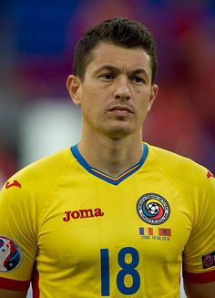 Andrei Prepelita of Romania pictured before the UEFA Euro 2016 Group A match between Romania and Albania at Stade de Lyon in Lyon France on June Uefa Euro 2016, Albania, Lyon France, June 19, Group, Pictures, Fotografia, Photos, Grimm