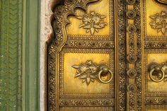 The City Palace, Jaipur by jo mclure, via Flickr