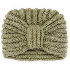 Rosie Sugden Classic Cashmere Head Turban (6.515 RUB) ❤ liked on Polyvore featuring accessories, hats, thyme, knot hat, hand knit hats, hand knitted hats, cashmere hat and turban hats