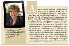 Dominique Mouillot #temoignage #femme #economie #business