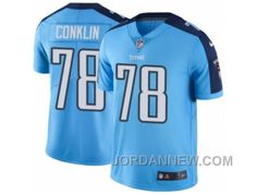 http://www.jordannew.com/mens-nike-tennessee-titans-78-jack-conklin-elite-light-blue-rush-nfl-jersey-cheap-to-buy.html MEN'S NIKE TENNESSEE TITANS #78 JACK CONKLIN ELITE LIGHT BLUE RUSH NFL JERSEY CHEAP TO BUY Only 21.36€ , Free Shipping!