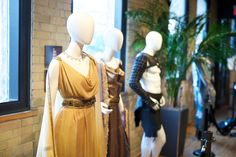 """Costumes from """"Pompeii"""" at CAFTCAD Celebrates Costume, September 9th, 2014"""