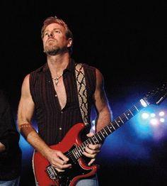 Brad Gillis, Night Ranger guitarist.