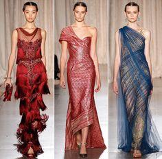 Vestidos da semana de moda de NY - SS 2013 | Constance Zahn - Blog de casamento para noivas antenadas.