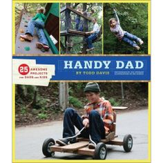 This would be a great gift from a grandparent or parent (not just Dad!) to a kid... or a kid to his or her parent or grandparent. It's the gift of quality time with a loved one.