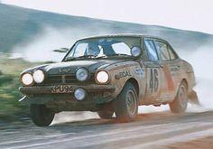 ra Mitsubishi Lancer. Joginder Singh-Kenya 1975