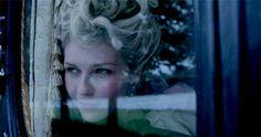 Marie Antoinette (gif)    via http://katelizabeth.tumblr.com/post/18496875591#
