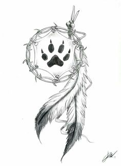 45 Creative Tattoo Drawings For Your Inspiration; thick tattoo… 45 Creative Tattoo Drawings For Your Inspiration; Atrapasueños Tattoo, Body Art Tattoos, Tattoo Drawings, Print Tattoos, Small Tattoos, Wolf Print Tattoo, Quote Tattoos, Tiny Tattoo, Temporary Tattoos