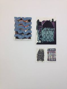 Karl Bielik Artist Paintings Exhibition Dalla Rosa Gallery London