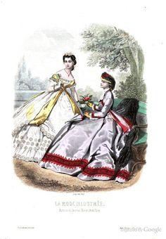 january 1864 historical children 39 s fashions american civil war pinterest fashion plates. Black Bedroom Furniture Sets. Home Design Ideas