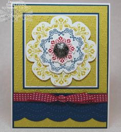 In Colour Blooms by Emma F - Cards and Paper Crafts at Splitcoaststampers