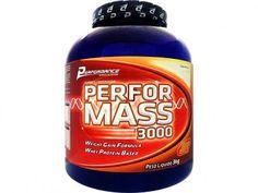 Hipercalórico/Massa PerforMass 3 kg Baunilha - Performance Nutrition com as…