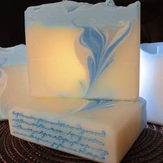 """Natural soap Cold process #soapshare #savon #artisiansoap #handcraftedsoap #creative #soap #CP…"""