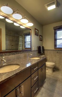 Before and After: A classy kid's bathroom remodel