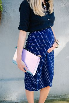 Dear Stylist, I love the color and pattern of this skirt