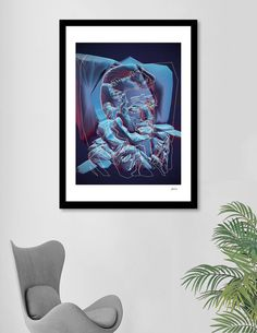 Discover «CHE», Exclusive Edition Fine Art Print by Oleg Kurchenko - From $25…