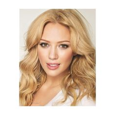 hilary-duff-gorgeous-lucky-photos ❤ liked on Polyvore featuring 08.body - faces, celebrities, girls and models