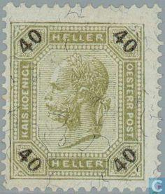 Austria [AUT] - Emperor Franz Joseph 1899
