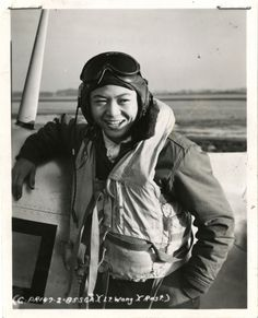 Second Lieutenant Arthur Wong Jr. a Chinese-American aviator from Oakland, California. Wong was a member of the 359th Fighter Group of the United States Army Air Forces (USAAF). The USAAF were the military aviation arm of the Us Army during and immediately after World War II. Roughly 25 % of all Chinese-American soldiers during World War II served with the Army Air Forces.