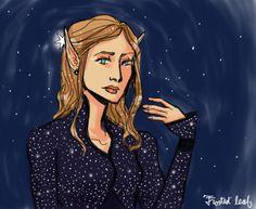 Feyre at Starfall ✨
