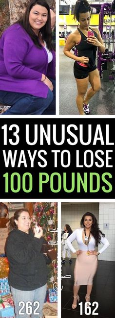 13 crazy but really easy ways to lose a lot of weight - fast!