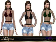 Fashion The Sims 4 The Sims 4 Packs, Sims 4 Clothing, Ts4 Cc, Sims 4 Custom Content, Sims Cc, Rihanna, Bikinis, Swimwear, The Sims4