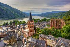 Bacharach Rheinland-Pfalz