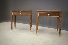 Custom London Bedside Tables