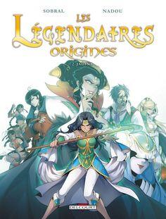 Les Légendaires - Origines Tome 2 : Jadina