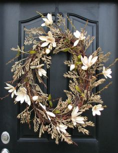 Magnolia Wreath, Mag