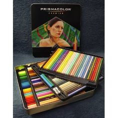 Thick Lead Art Pencils