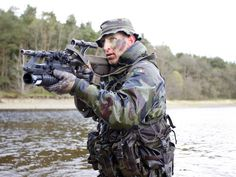 Irish Defence Force soldier