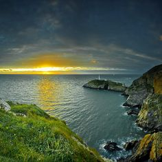 South Stack, Wales