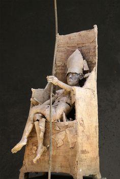 Herman Muys – sculptures
